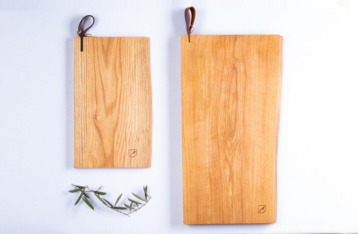 La tabla de madera rústica más elegante