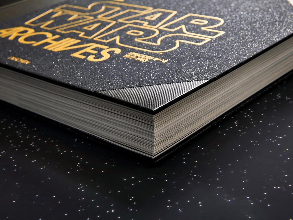 """Libro """"Los Archivos de Star Wars. 1977-1983"""""""