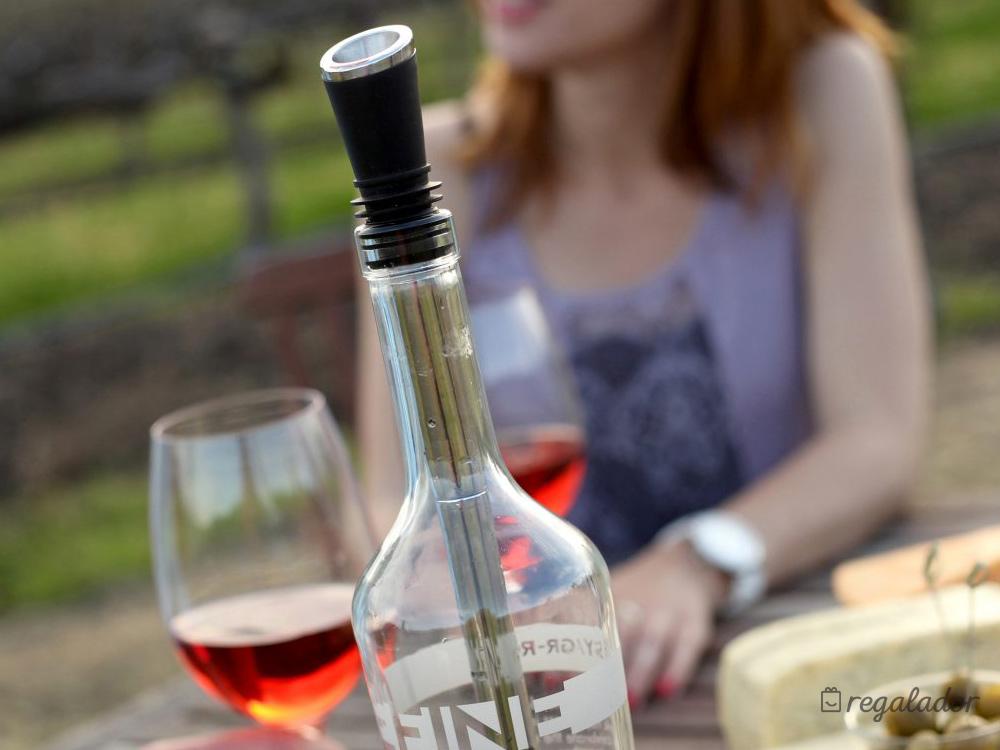 Kit de accesorios 4 en 1 para amantes del vino