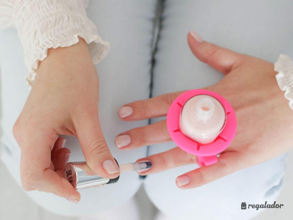 Tweexy: el revolucionario anillo para pintarse las uñas