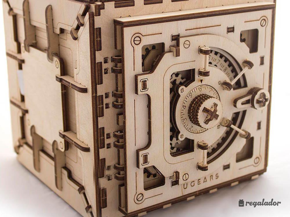 Cajas secretas de madera que construyes tú mismo