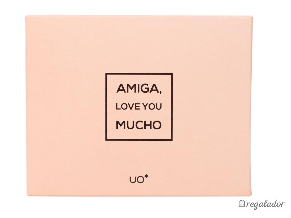 """El kit """"Amiga, love you mucho"""""""