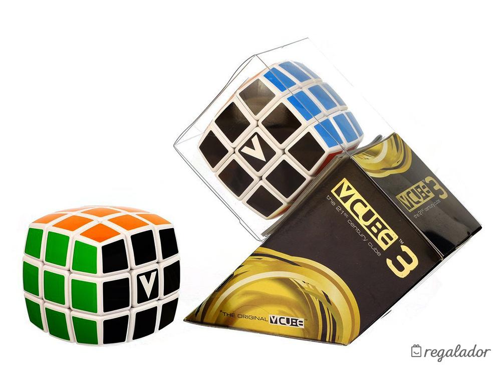 V-Cube: la evolución del cubo de Rubik