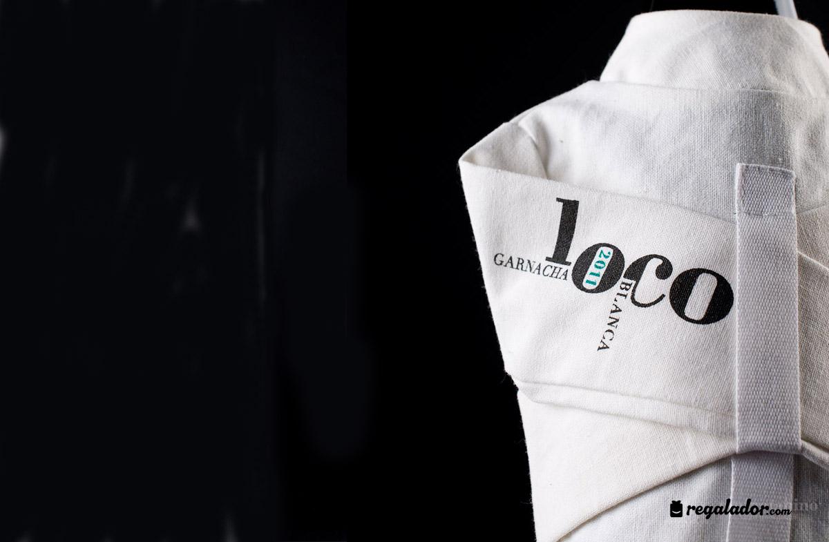 'Loco': el estuche de vino blanco más sorprendente