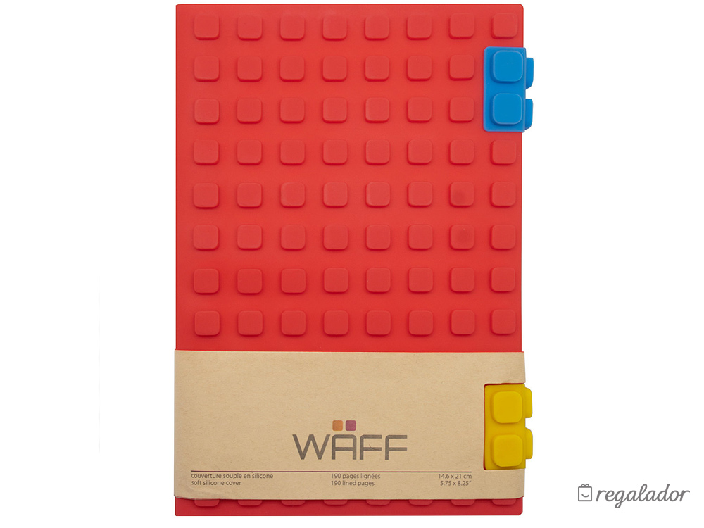 Waff: el cuaderno creativo