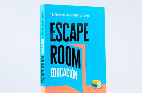 """""""Escape Room Educación"""". Diversión y aprendizaje"""