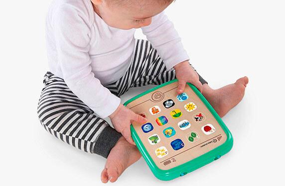 Tablet de melodías Baby Einstein