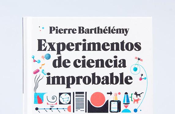 """Libro """"Experimentos de Ciencia Improbable"""""""