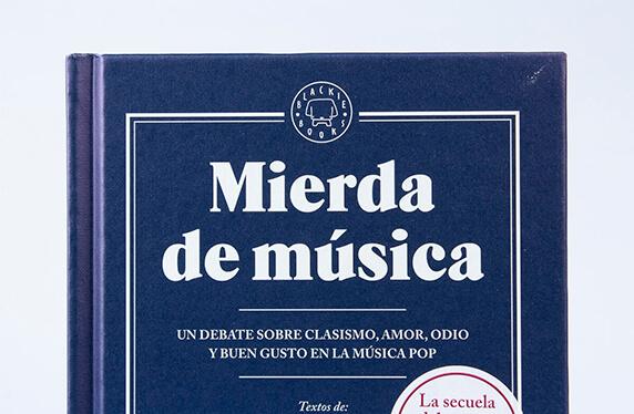 """Libro """"Mierda de Música"""""""